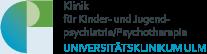 Universitätsklinik für Kinder- und Jugendpsychiatrie/Psychotherapie Ulm Logo